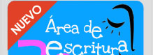 rea de Escritura Creativa