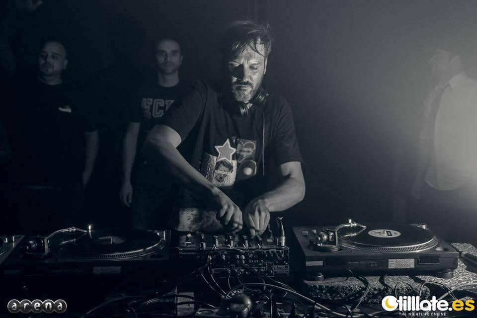 Profesor Ángel Sanchez - Clases de DJ