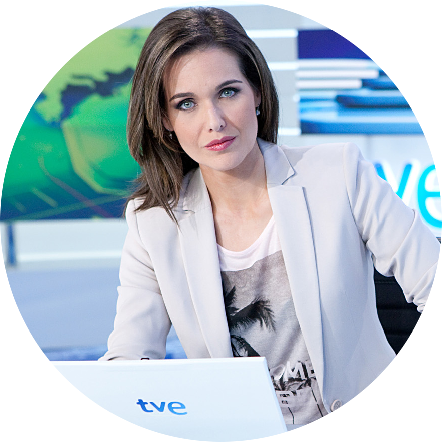 Raquel Martínez TVE