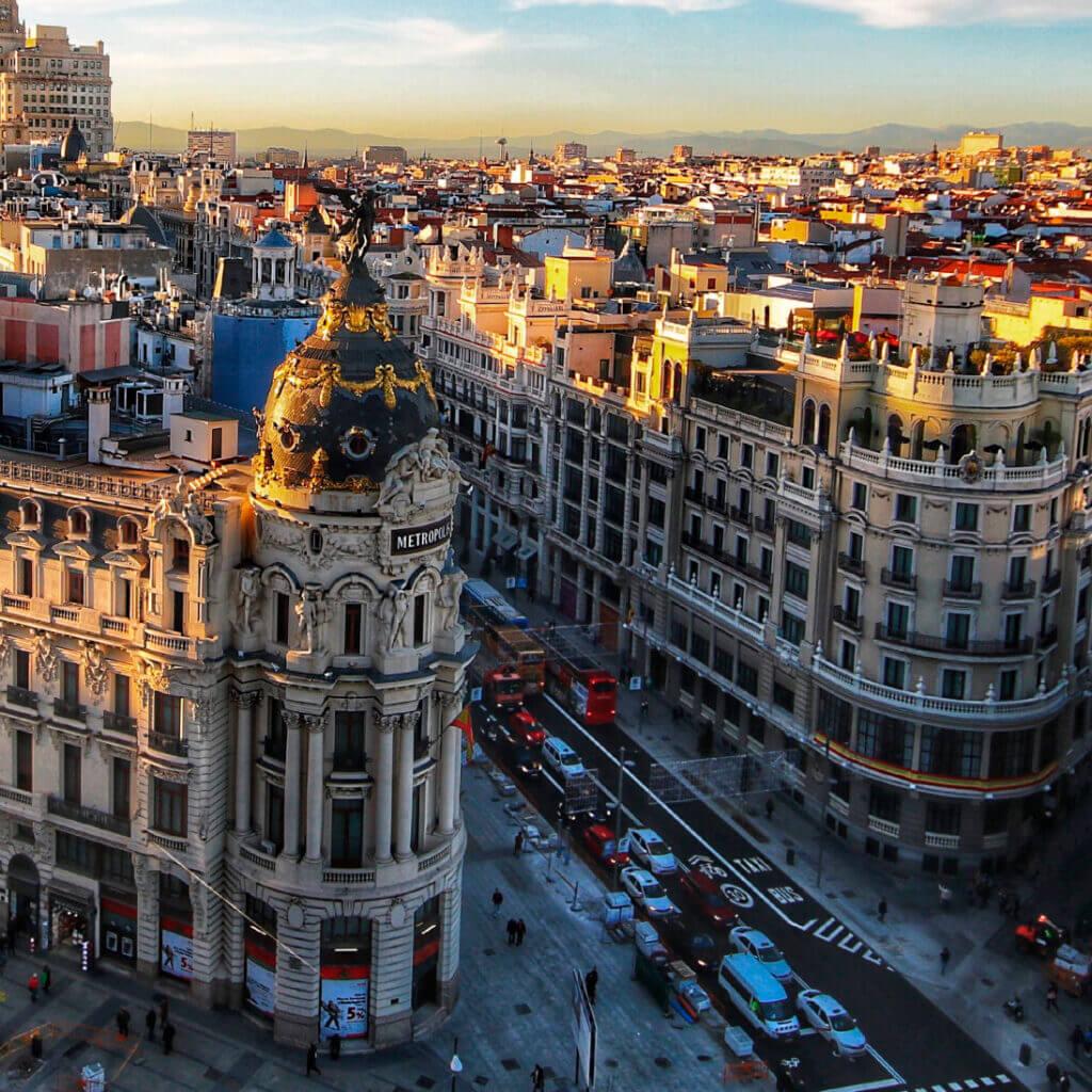 La European Summer Session en la Escuela CES en Madrid